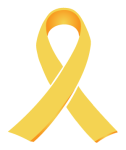 Childhood Cancer Ribbon Clip Art 18
