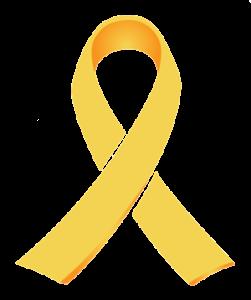 Childhood Cancer Ribbon Clip Art 18