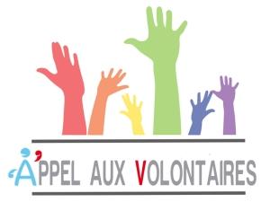 Appel volontaires
